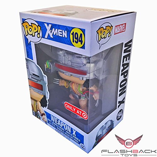 Funko POP! Marvel X-Men: Logan Weapon x