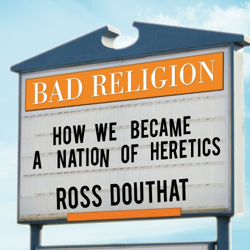 Bad Religion audiobook cover art