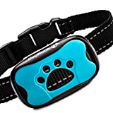 Best Anti Bark Collars - DogRook Rechargeable Bark Collar - Humane, No Shock Review