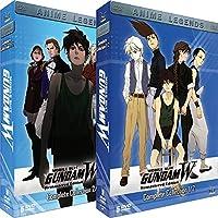 新機動戦記ガンダムW DVDBOX (1-49話, 1200分)[PAL, DVD-Video] [Import]