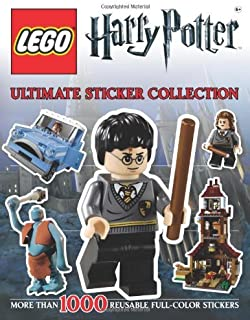 Lego Harry Potter Ultimate Sticker Collection (Ultimate Sticker Collections) [Paperback]