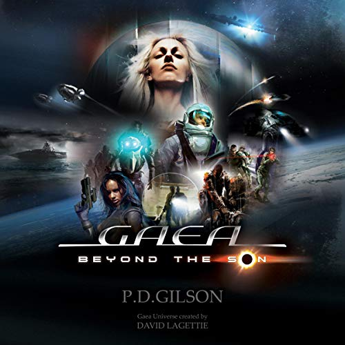 Gaea: Beyond the Son audiobook cover art
