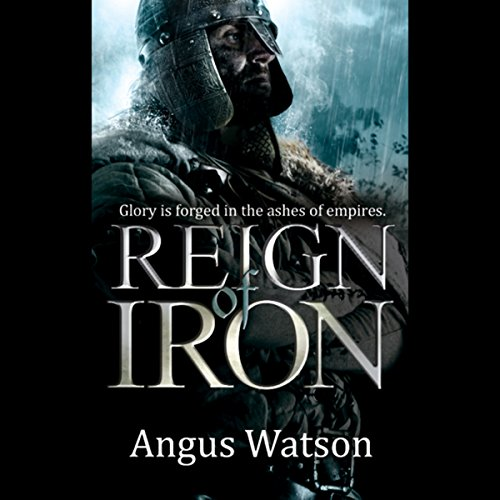 Page de couverture de Reign of Iron