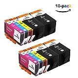 ONINO Cartucce d'inchiostro Compatibile per 920 920XL Cartucce per Officejet 6500A 6500 7500A 7500 6000 7000 (10pcs)