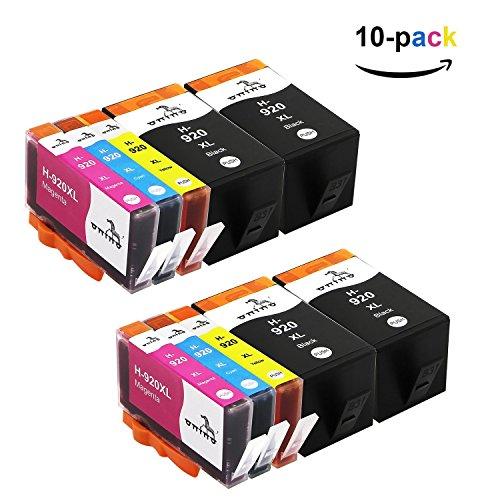 ONINO Cartuchos de Tinta Reemplazo 920 920XL Compatible para