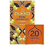 Pukka Three Cinnamon, Tisana 20 Filtri
