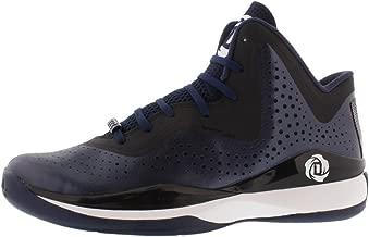 derrick rose blue shoes