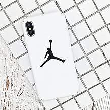 1 piece Flyman Jordan Cover Case For iPhone 7 8 Plus 6 S 6S 6Plus Celular Hard PC Phone Carcasa Cases For iPhone X 5 5S XR XS MAX Fundas