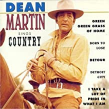 Sings Country Import Edition by Martin, Dean (1998) Audio CD