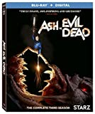 NEW Ash VS Evil Dead The Complete Third (3) Season Blu Ray & Digital