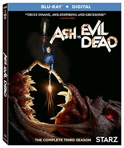 Ash Vs. Evil Dead: Season 3 [Blu-ray]