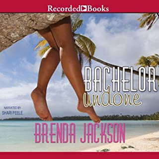 Bachelor Undone audiobook cover art