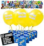 Game Party Military Supply Loot Drop Box Party Favors - 24-Pack. Great as Battle...
