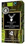 [page_title]-100% Kompostierbare, recyclebare, kompatible Bio Kapseln 60 Stück. Black Forest Premium Espresso. Kompatibel für Nespresso* Maschinen. 0% Aluminium. Grundpreis Kaffeepulver pro 100g: 8,98€