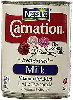 Nestlé Carnation Evaporated Milk 4Pack (12 oz Each) Hgkfks