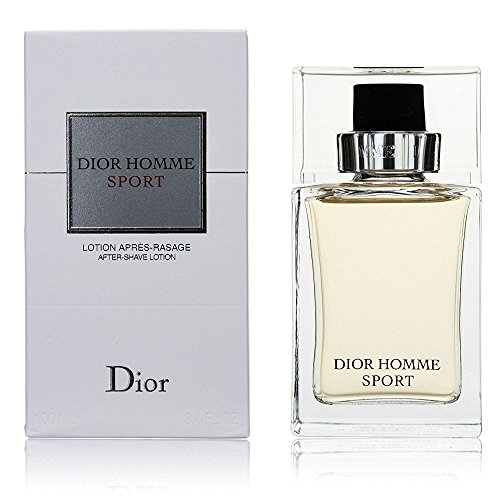 CH.DIOR DIOR HOMME SPORT AFTER SHAVE LOTION 3.4 OZ SHVGRMN by CH.DIOR