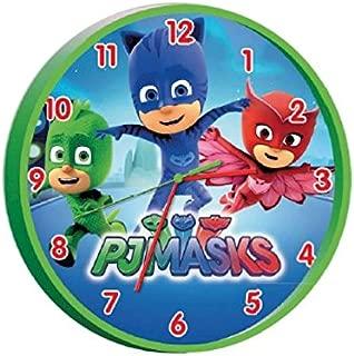 PJ Masks PJ17009 PJ Masks-25cm Wall Clock