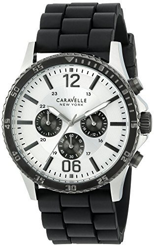 Caravelle New York Men's 45A126 Analog...