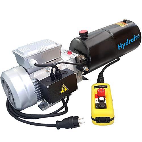 Hydraulikpumpe mit 230 V von AUER Hydraulics