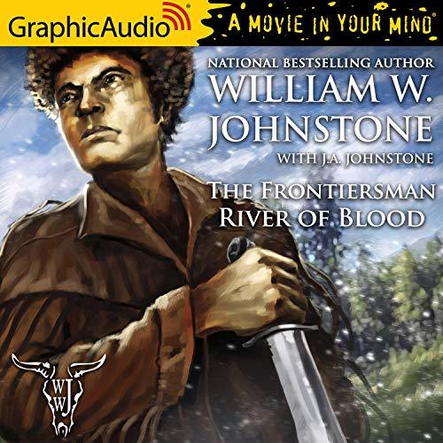 Couverture de River of Blood [Dramatized Adaptation]