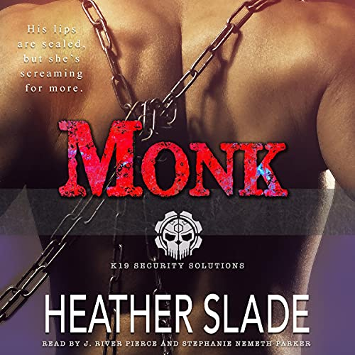 Monk Audiobook By Heather Slade cover art