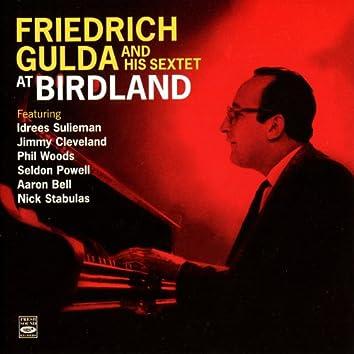 Friedrich Gulda and His Sextet at Birdland