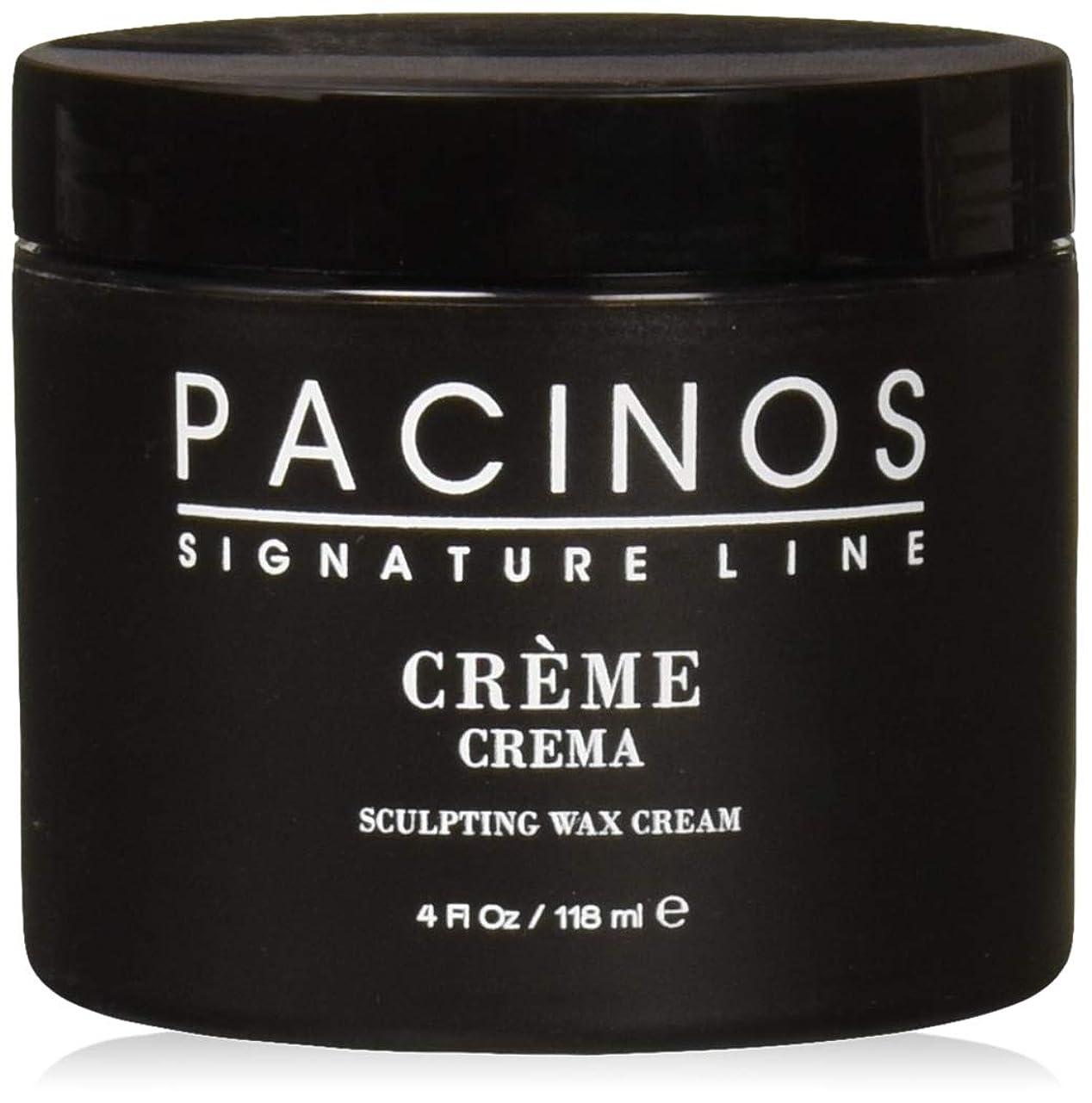 夕暮れテレビ生き残りPacinos Grooming Elegance Creme, Sculpting Wax Cream 4oz by Pacinos [並行輸入品]