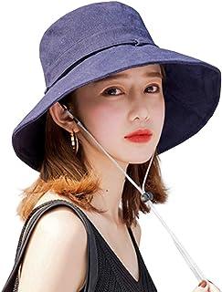 UVカット 帽子 ハット レディース 日よけ帽子 紫外線対策 日焼け防止 熱中症予防 折りたたみ つば広 軽量 おしゃれ 可愛い 婦人用 ハット 旅行用 日よけ 日射し 海 夏季 女優帽 小顔効果抜群