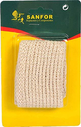 Bolsa de cocción legumbres 1 Kg | Apta para todo tipo de ollas a presión | Algodón 100% | Color Marrón