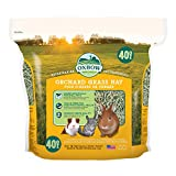 Oxbow Orchard Grass - Fieno per piccoli animali, 1130 gr