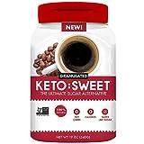 KETO SWEET Ultimate Keto Sugar Alternative, Resealable Jar 19 Oz
