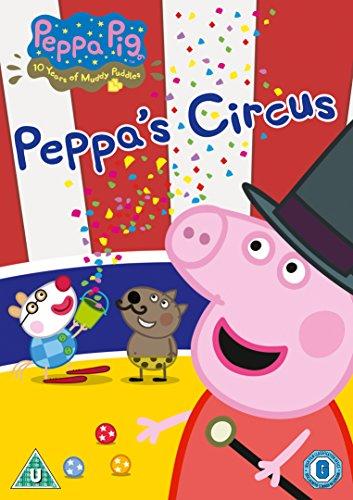 Peppa Pig Peppa s Circus [Reino Unido] [DVD]