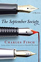 The September Society (Charles Lenox Mysteries Book 2)