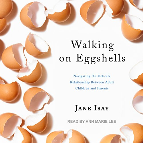 Walking on Eggshells cover art