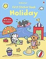 My First Sticker Book: Holiday (First Sticker Books)