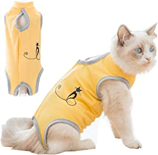 S-BBGPET Cat Dog Professional Surgical Recovery Suit
