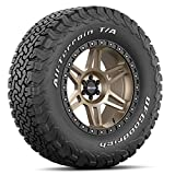 BFGoodrich All Terrain T/A KO2 Radial Car Tire for Light Trucks, SUVs, and Crossovers, LT275/60R20/D 119/116S