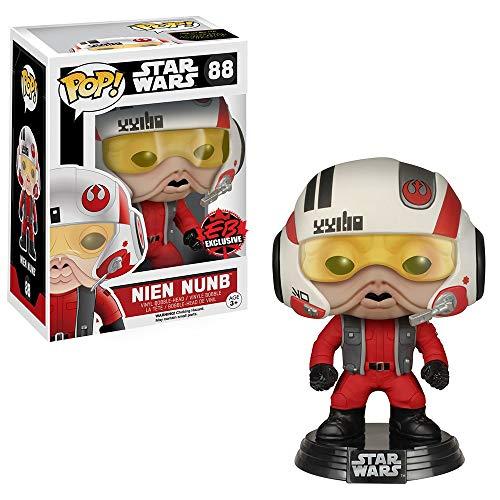 Star Wars Figurine Pop 88 - Booble-Head - Niem Nunb