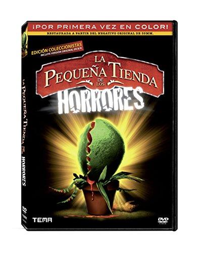 Der kleine Horrorladen (Little Shop of Horrors, Spanien Import, siehe Details für Sprachen)