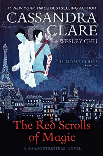 Image of The Red Scrolls of Magic (1) (The Eldest Curses)
