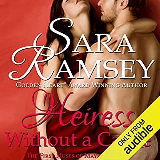Heiress Without a Cause audiobook cover art
