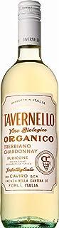 タヴェルネッロ オルガニコ トレッビアーノ シャルドネ 白ワイン 辛口 イタリア 750ml×12本 オーガニックワイン 自然派ワイン ヴァンナチュール 長S