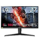 LG UltraGear Gaming Monitor 27GL850-B