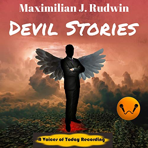 Devil Stories audiobook cover art