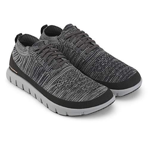 ALTRA Men's ALM1884A Vali Sneaker, Black/Black - 12.5 M US