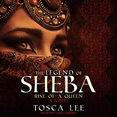 The Legend of Sheba cover art