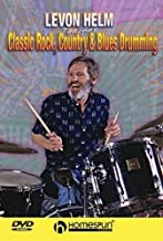 Levon Helm Teaches Classic Rock,Country & Blues Drumming