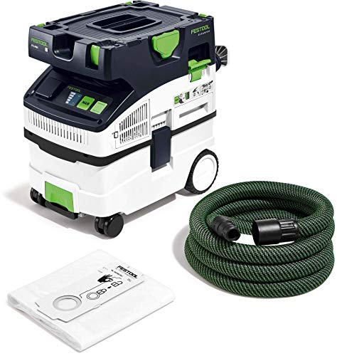 Festool 574837 Ct Midi I Hepa Bluetooth Dust...