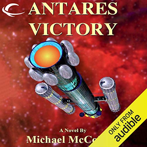 Antares Victory audiobook cover art