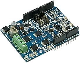 Cytron 10A Bi-directional DC Motor Driver Shield for Arduino, 7v-30v, peak 15A